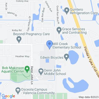 1700 Mill Slough Rd, Kissimmee, FL 34744, USA