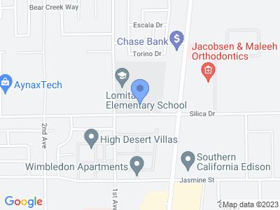 17000 Silica Dr, Victorville, CA 92395, USA