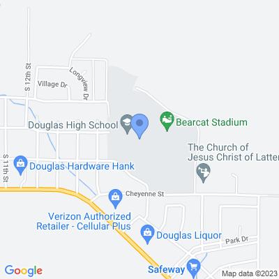 1701 Hamilton St, Douglas, WY 82633, USA