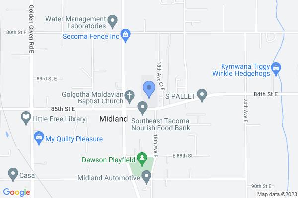 1709 85th St E, Tacoma, WA 98445, USA