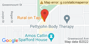 Rural On Tap Location