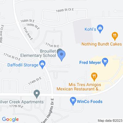 17207 94th Ave E, Puyallup, WA 98375, USA