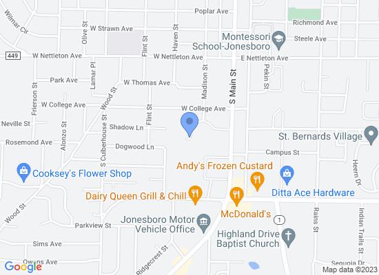 1727 South Main Street, Jonesboro, AR 72401, USA
