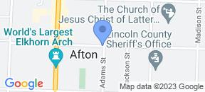 175 E 4th Ave, Afton, WY 83110, USA