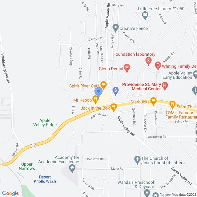 17800 CA-18, Apple Valley, CA 92307, USA