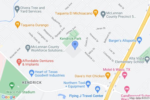 1801 Kendrick Lane, Waco, TX 76711, USA