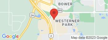 Google Map of 1808+49th+Avenue%2CRed+Deer%2CAlberta+T4R+2N7