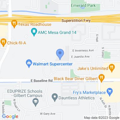 1820 S Harris Dr, Mesa, AZ 85204, USA