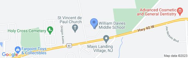 1876 Dr Dennis Forman Dr, Mays Landing, NJ 08330, USA