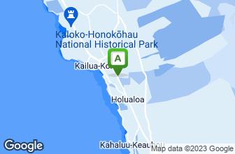 Map of Kona Brewing Company