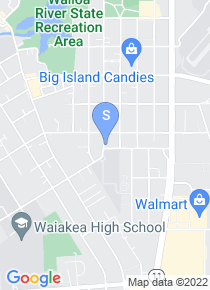 Hawaii Community College map