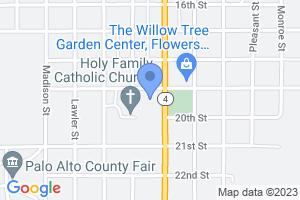 1903 Broadway St, Emmetsburg, IA 50536, USA