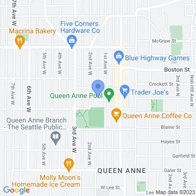 1915 1st Ave W, Seattle, WA 98119, USA