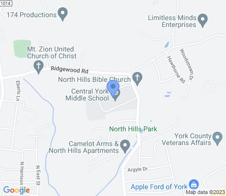 1950 N Hills Rd, York, PA 17406, USA