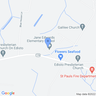1960 Jane Edwards Rd, Edisto Island, SC 29438, USA