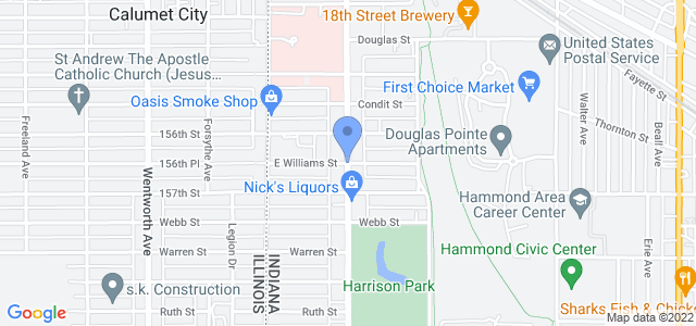 199-1 Williams St, Hammond, IN 46320, USA