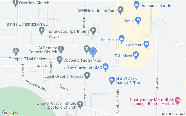 1995 Union Ave, Benton Harbor, MI 49022, USA