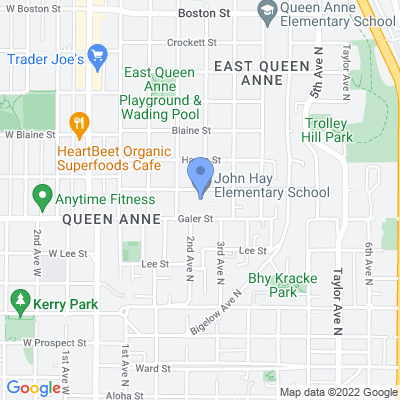 201 Garfield St, Seattle, WA 98109, USA