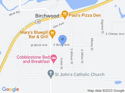 201 E Birch Ave, Birchwood, WI 54817, USA
