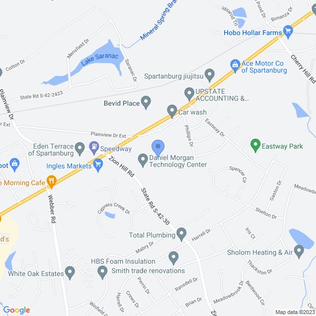 201 Zion Hill Road, Spartanburg, SC 29307, USA