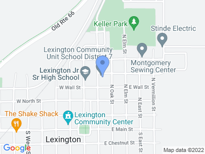 202 E Greenwich St, Lexington, IL 61753, USA