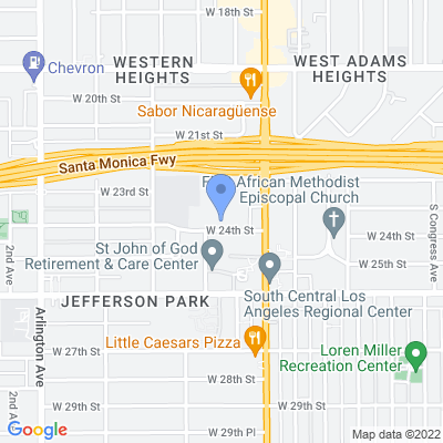 2055 W 24th St, Los Angeles, CA 90018, USA