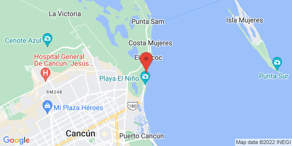 All Ritmo Cancun Resort & Water Park , Cancun Map