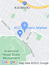 Kapiolani Community College map