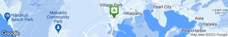 Map of Highway Inn