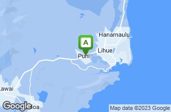Map of L & L Hawaiian BBQ