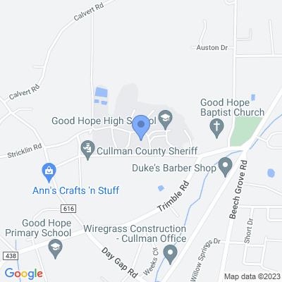 210 Good Hope School Rd, Cullman, AL 35057, USA