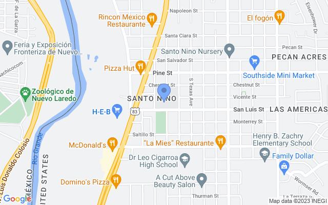 2100 S Milmo Ave, Laredo, TX 78046, USA