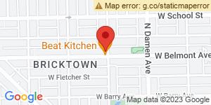 Beat Kitchen Location