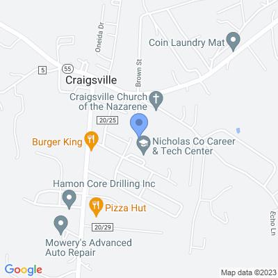 215 Milam Addition Ave, Craigsville, WV 26205, USA