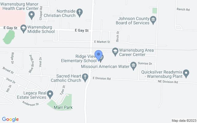 215 S Ridgeview Dr, Warrensburg, MO 64093, USA