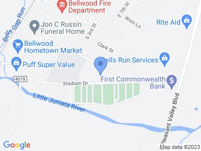 220 Martin St, Bellwood, PA 16617, USA