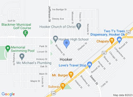 220 Swem Street, Hooker, OK 73945, USA