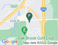 Google Map of 2211 York Road, Oak Brook IL