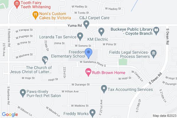 22150 W Sundance Pkwy S, Buckeye, AZ 85326, USA