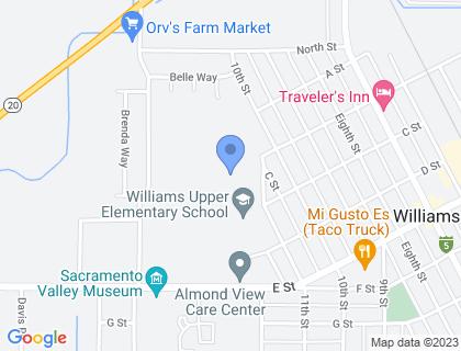 222 11th Street, Williams, CA 95987, USA
