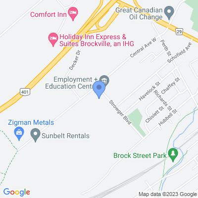 225 Central Ave W, Brockville, ON K6V 5J9, Canada