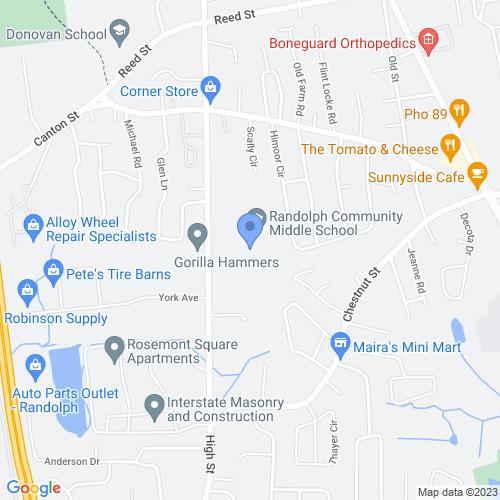 225 High Street, Randolph, MA 02368, USA