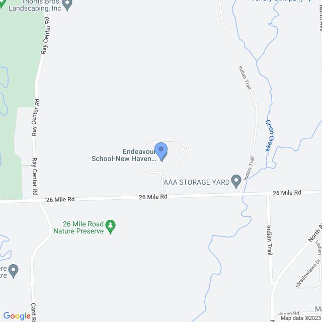 22505 26 Mile Rd, Ray, MI 48096, USA