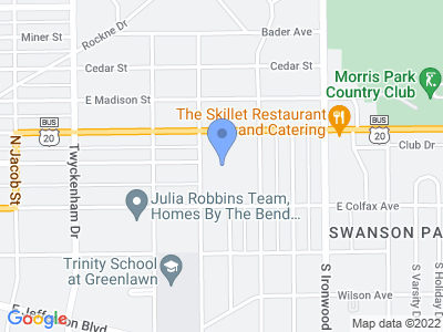 228 N Greenlawn Ave, South Bend, IN 46617, USA