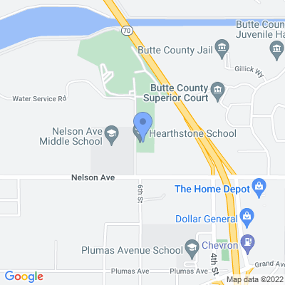 2280 6th St, Oroville, CA 95965, USA