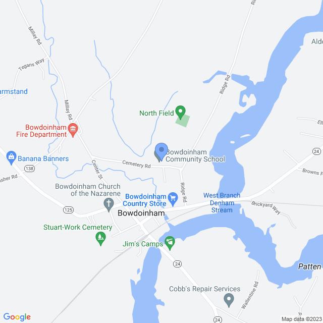 23 Cemetery Rd, Bowdoinham, ME 04008, USA