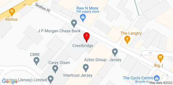 Google Map of Jersey