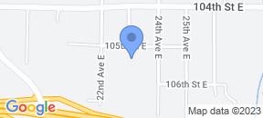 2300 105th St E, Tacoma, WA 98445, USA