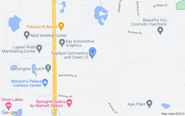 233 Kay Industrial Dr, Lake Orion, MI 48359, USA