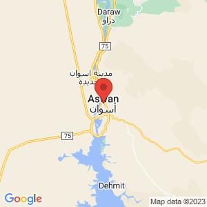 Nature reserver of Aswan